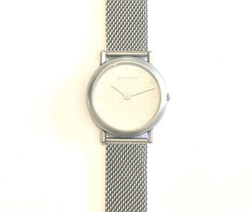 Georg Jensen Watch #346 Mesh Band