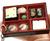 bento box key charm closeup