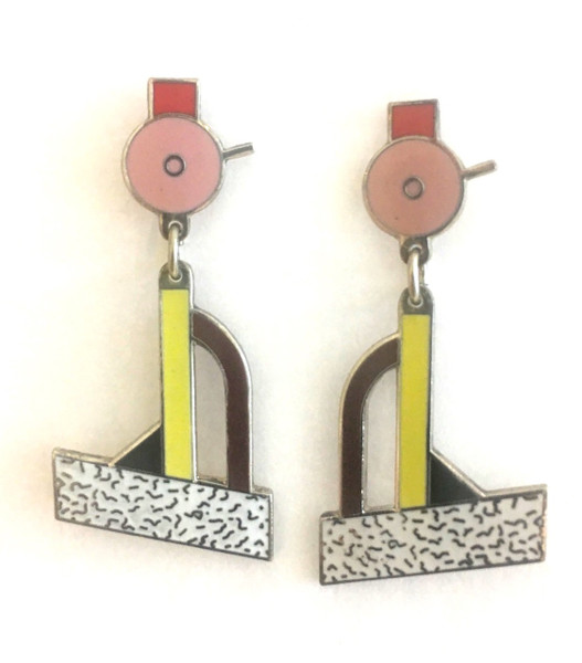 Memphis Design Archive Tahiti Earrings