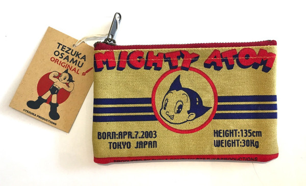 Mighty Atom-Astro Boy Pouch
