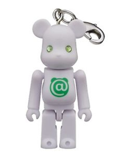 Bearbrick ONE LOVE Charm