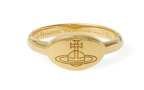 Vivienne Westwood Tilly Ring gold