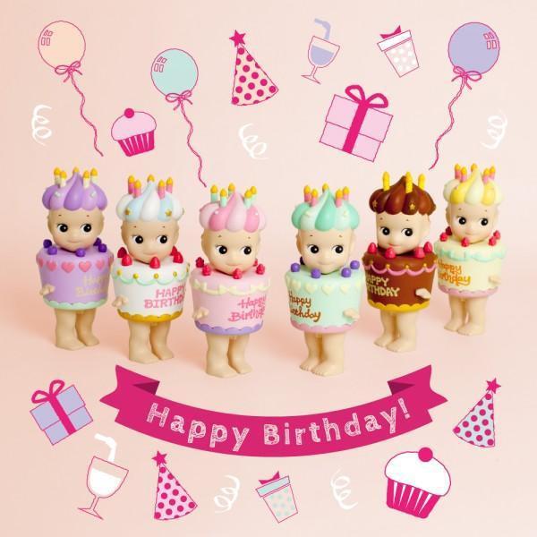 Sonny Angel Happy Birthday
