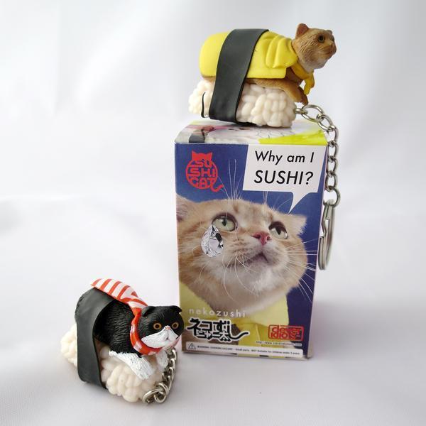 Why am I Sushi ? / Sushi Cat / Nekozushi Series 1