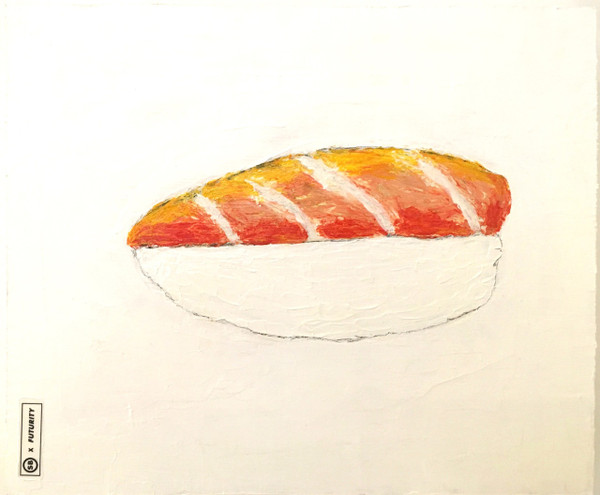 Ideal Sushi [198mm x 79mm x 52mm]