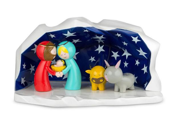 Happy Eternity Baby / Nativity Set