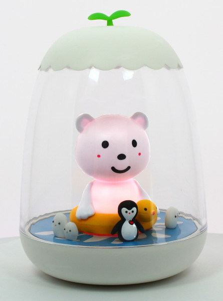 Petit Akio Bear Night Light