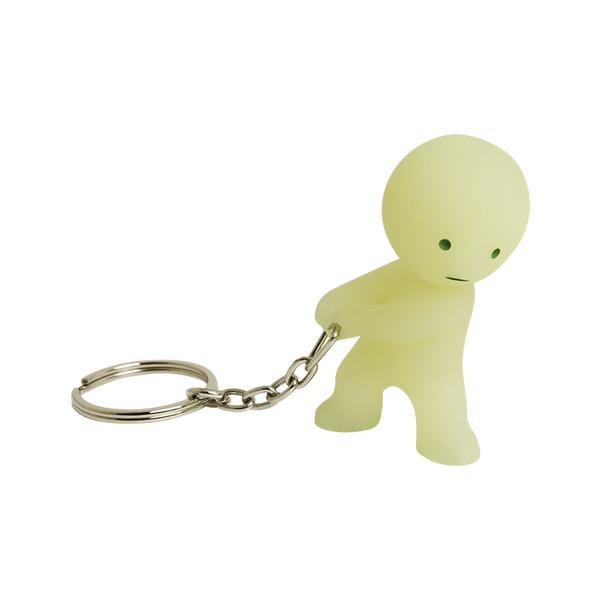 Smiski Glow Key Ring [carrying]