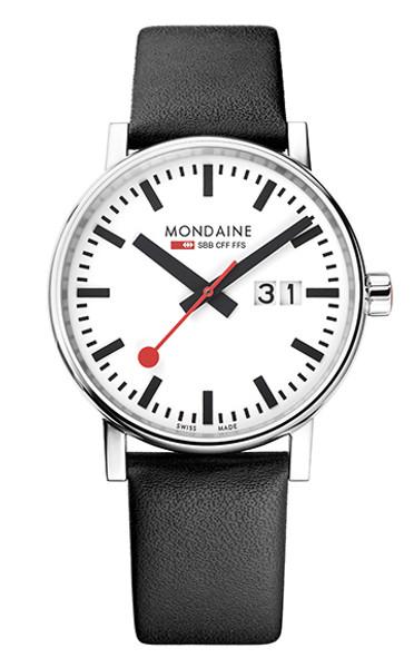 Official Swiss Railways Watch Evo2 Big Date [40 mm Ø]