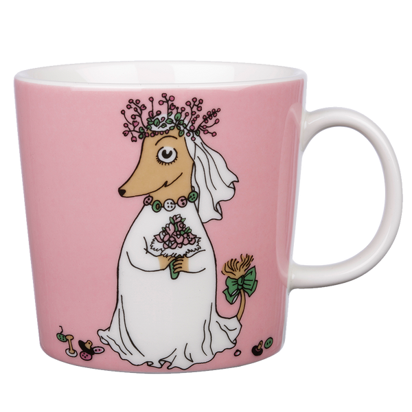 Moomin Fuzzy / Teema Mug