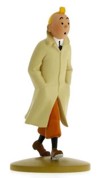 Tintin Figure Trenchcoat