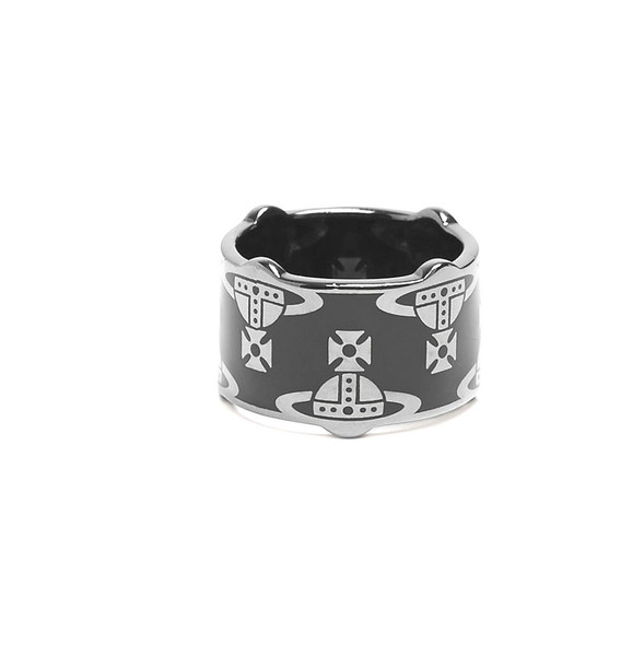 Vivienne Westwood Sybil Ring black