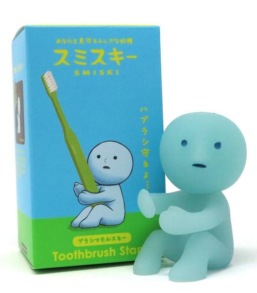 Smiski Glow in the Dark Toothbrush Multi-Holder / Protecting