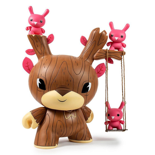 """Autumn Stag 20""""  Dunny Sculpture / Limited Edition"""