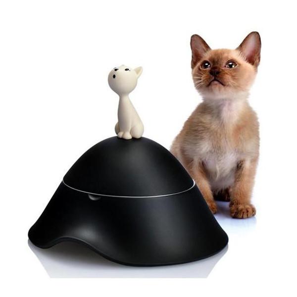 Mio Cat Bowl black