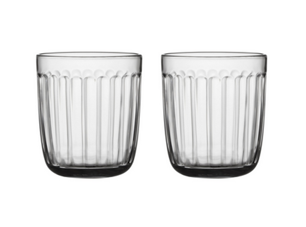 Raami Tumbler 26cl clear / Set of 2