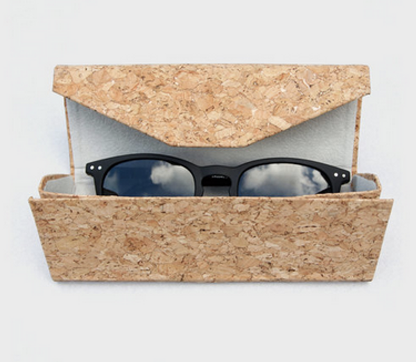 Cork Eyeglass Case