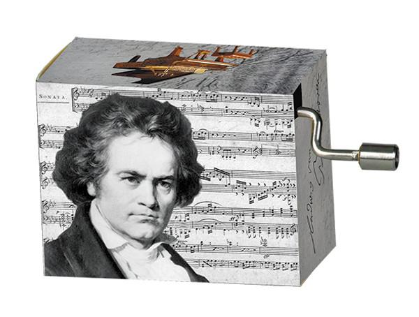 """Music Box Ludwig van Beethoven """"Ode to Joy"""""""