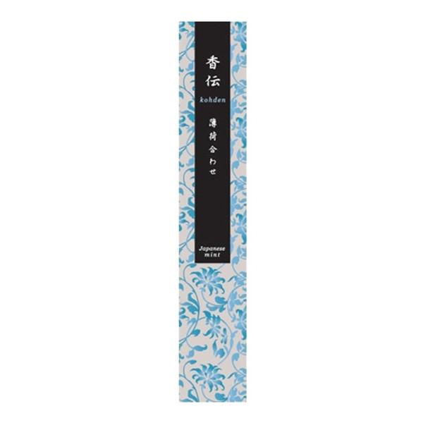 Kohden Japanese Mint Incense