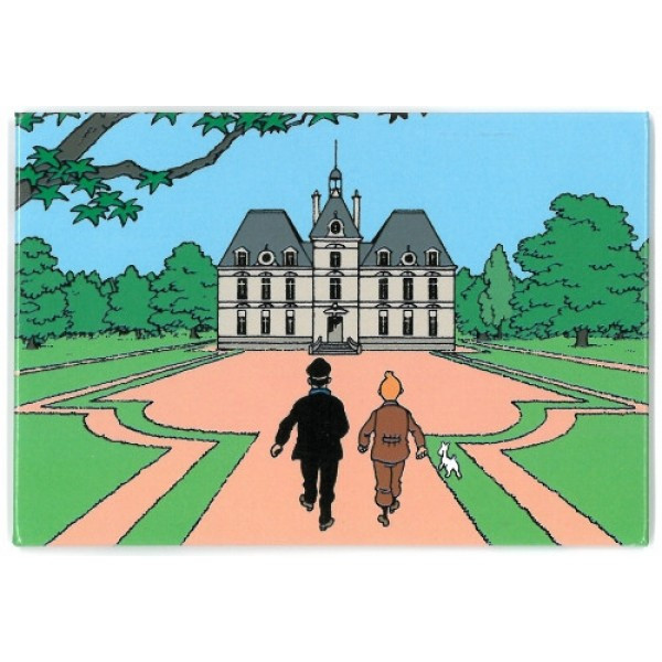 Tintin Magnet Marlinspike