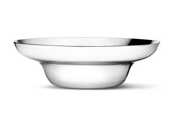Alfredo Salad Bowl Stainless