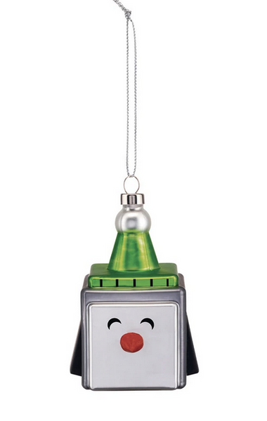 Le Palle Quadrate / Cubik Penguin Holiday Ornament