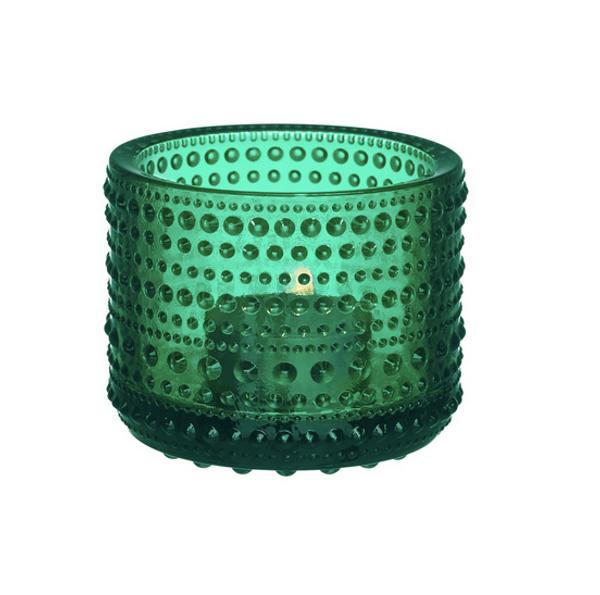 Kastehelmi Tealight emerald