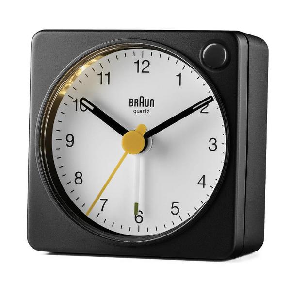 Braun Alarm BC02XBW