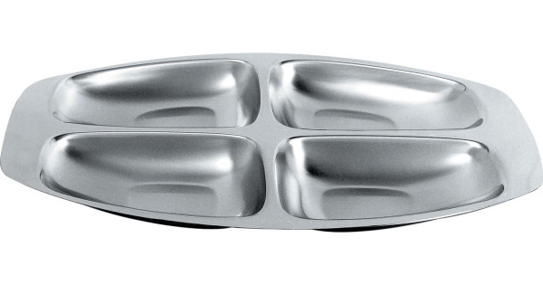 2300 / 4 Section Dish