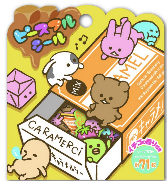 caramerci 1 sticker