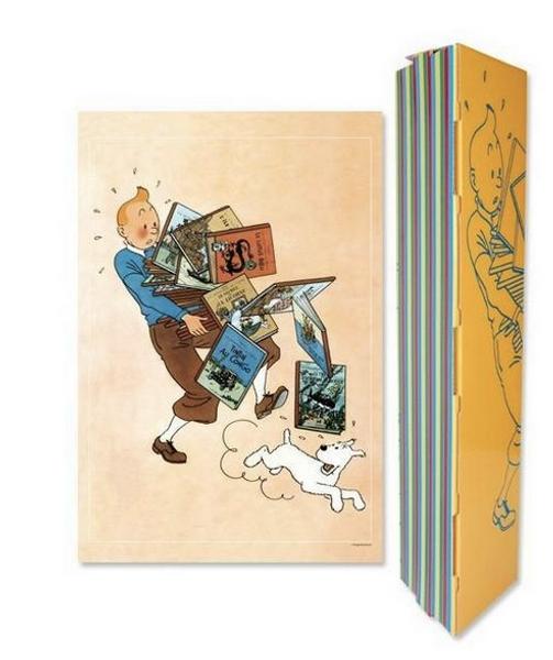 Tintin Poster Les Album