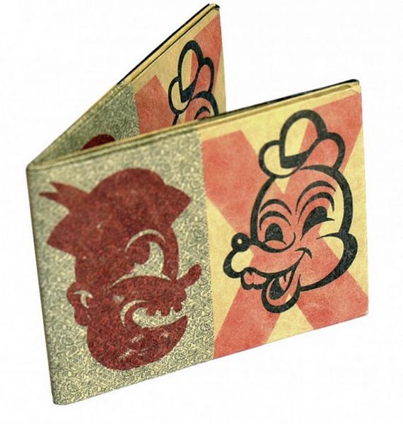 mighty wallet taxali design