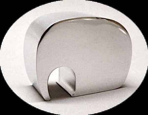 georg jensen jumbo elephant paperweight 1