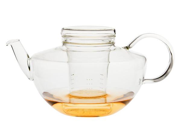 trendglas opus laser strainer teapot