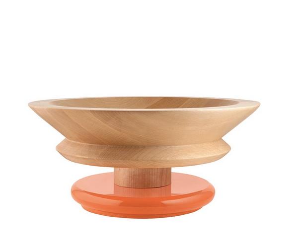 ES15 Sottsass Twergi Centrepiece orange / Alessi Values Collection