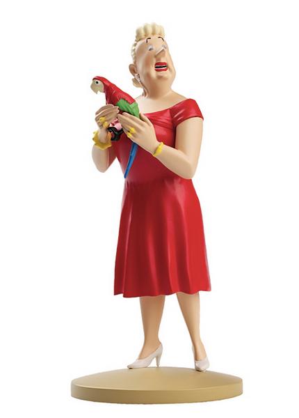 Tintin Figure Castafiore