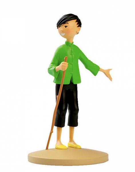 Tintin Figure Tchang