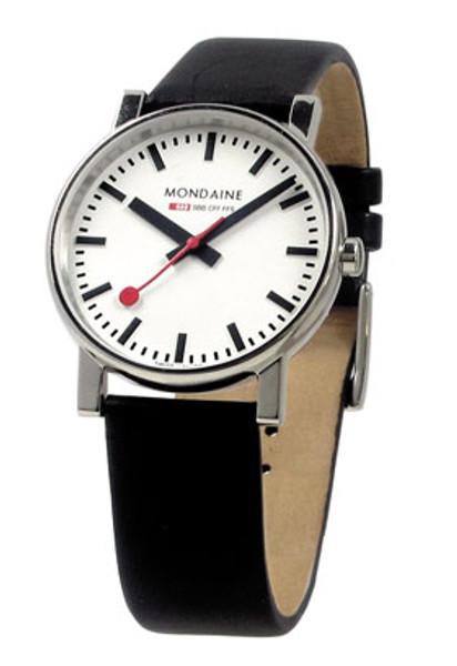 Official Swiss Railways Watch Evo [38 mm Ø]