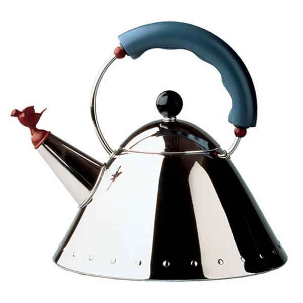 9093 alessi kettle with bird whistle