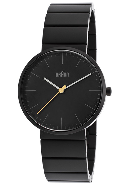 Braun Watch Ceramic BN0171BKBKG black
