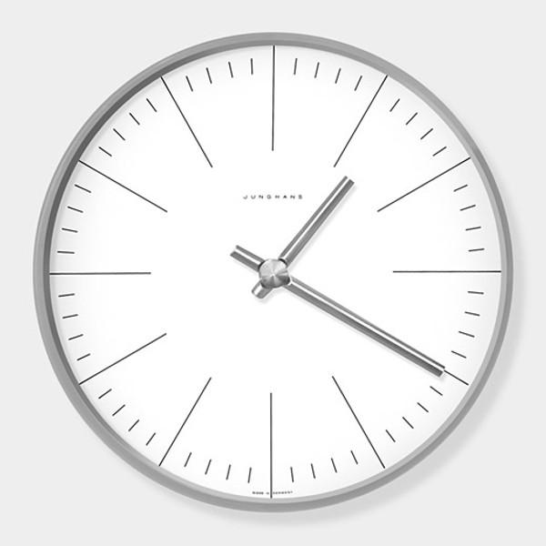Max Bill Wall Clock