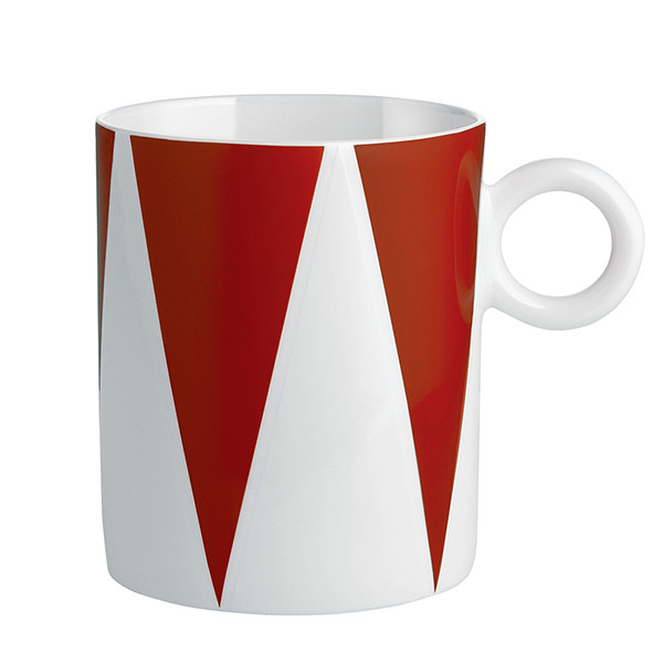 Circus Mug Triangles