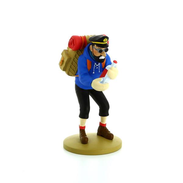 Tintin Figure Haddock with Bottle