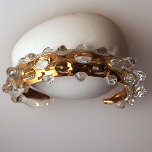 Xeno Pyrex Glass Bracelet -  Optical G2
