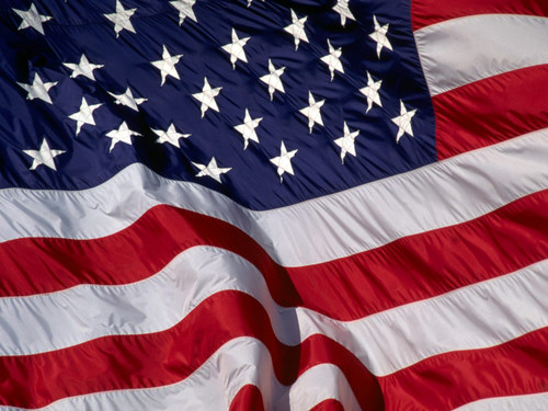 16x24 in American Flag - Nylon US Flag with Embroidered Stars and Sewn Stripes