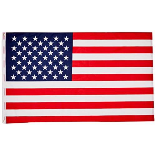 3' x 5' U.S. Flag Nylon Printed