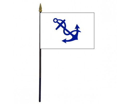 Fleet Captain Stick Flag