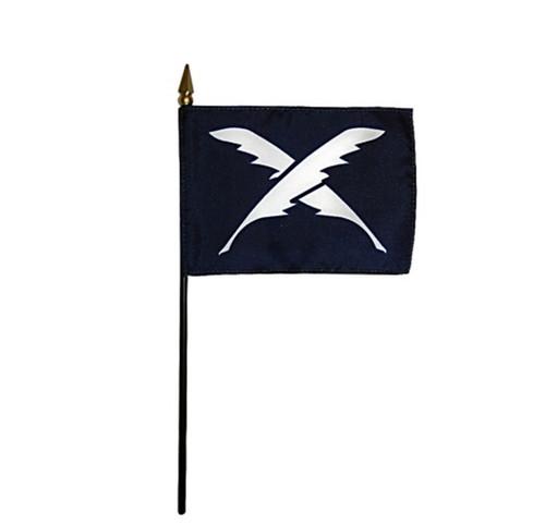 Secretary Yacht Club Officer Stick Flag