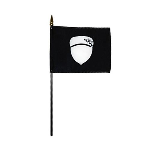Treasurer Yacht Club Officer Stick Flag
