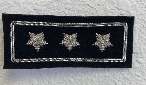 Yacht Club Officer Past Commodore Insignia Pin